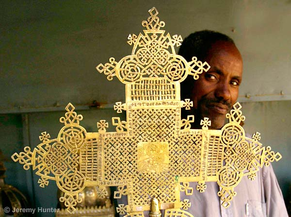 Jeremy Hunter - Guardian of the Ark of the Covenant, Axum